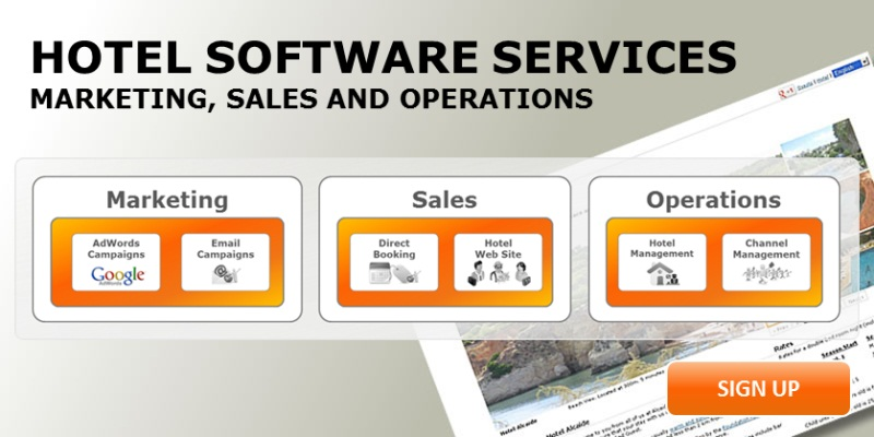 Hotel Management System - Hotel Software Services