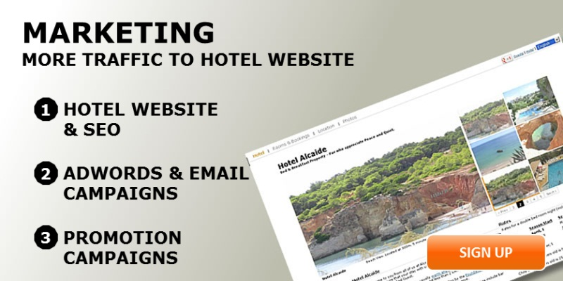 Hotel Management System - Hotel Marketing